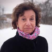 Ingrid Lomfors, överintendent på Forum för levande historia.