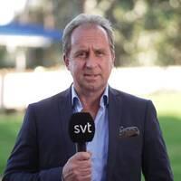 SVT:s korrespondent Stefan Åsberg.