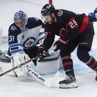 Ottawas Connor Brown har gjort åtta mål på åtta matcher.