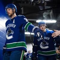 Alexander Edler och Vancouver har inte spelat sedan den 24: mars.