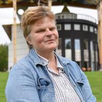 Annalena Järnberg (S), kommunstyrelsens ordförande i Hällefors kommun.