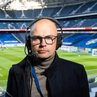 SVT:s expert Markus Johannesson.