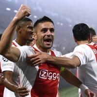 Segern innebär att Ajax nu toppar gruppen.