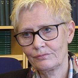 Eira Stokland, verksamhetschef operation och intensivvård på Drottning Silvias barnsjukhus.