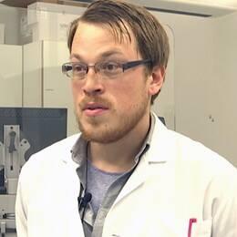 Magnus Dustler, civilingenjör och forskare i medicinsk strålningsfysik vid Lunds universitet.