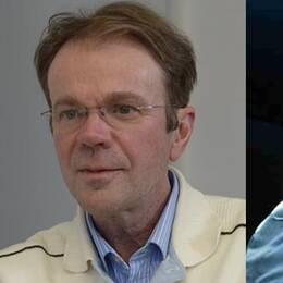 Hasse Svens och Magnus Svenungsson.