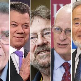 Nobelpristagare 2016