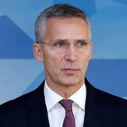 Nato-chefen Jens Stoltenberg.