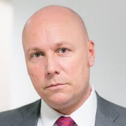 Fredrik Bengtsson, Tillförordnad chef för kommunikationsavdelningen Migrationsverket