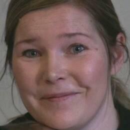 Lisa Lundström, tvåbarnsförälder