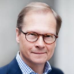 Mats Knutson, inrikespolitisk kommentator, SVT