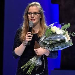 Sigrid Nikka tilldelades Lilla Augustpriset 2016