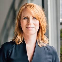 Centerpartiets Annie Lööf och Sofia Jarl om att krossa glastaket.