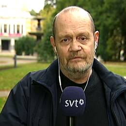 Jimmy Roos, redaktionschef, SVT Nyheter Gävleborg