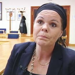 Marie Larsson, kommunalråd Älvkarleby