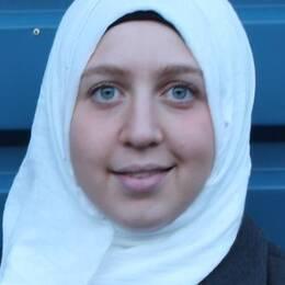 Radia Al-Masri Sveriges Syriska Riksförbund