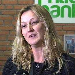 Nermina Mizimovic jobbar på Hultfreds kommun.