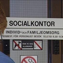 Socionomer, socialtjänst, socialkontor