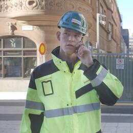 Skyddsombudet Claes Thim har legat på sina chefer för att ge honom eller något annat skyddsombud tillträde till bygget på regeringskansliet.