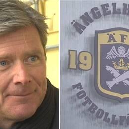 Mikael Modig, styrelseledamot ÄFF.