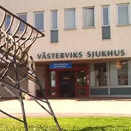 Västerviks sjukhus är Sveriges bästa mellanstora sjukhus 2016.
