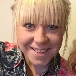 Vice ordf Svenska Ridsportförbundet Helena Carlsson.