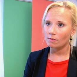 – Vi har idag en rättvis tillämpning och modell för antagning till våra skolor, säger Caroline Hoffstedt (S).