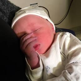 Sista barnet spm föddes på Sollefteå BB innan stängningen