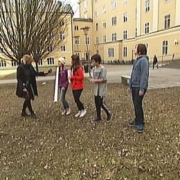 Elever på Erlaskolan i Norrköping vill ha en skolgård.