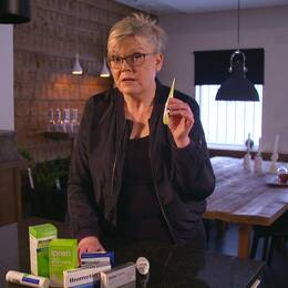 Gunilla Hasselgren om feber.