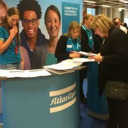 Jobbmässa på Ericsson i Kumla