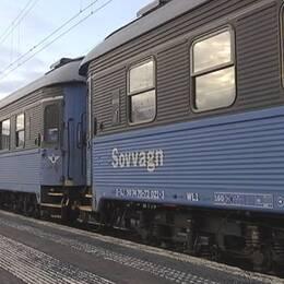 SJs nattågsvagnar