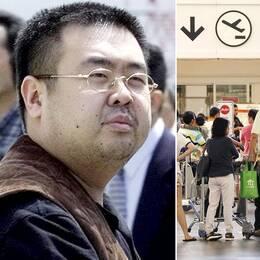 Kim Jong-Uns halvbror dödades av nordkoreanska agenter.