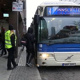 Buss, busstrafik, VL, bussbiljetter, kollektivtrafik