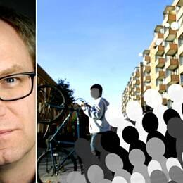 """BO, Fredrik Malmberg: """"Vi har erfarenhet av att lyssna till barn, särskilt i utsatta situationer""""."""