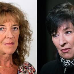 Margit Silberstein om Mona Sahlins politiska karriär.