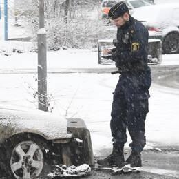 Polisen i Rinkeby