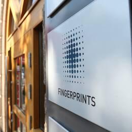 Fingerprints logga