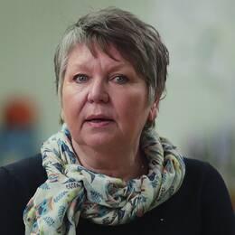 Ulla Ståhl, rektor på Sunnadalskolan i Karlskrona.