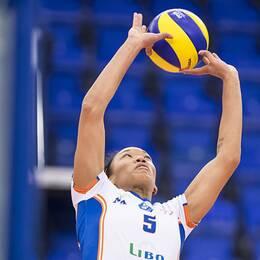 Lindesberg Volleys Ijeoma Moronu