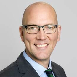 Gustav Hemming (C), skärgårdslandstingsråd.