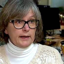 Silvia Sandin Viberg, socialdirektör i Sundsvall; – Vi kommenterar inte något som har med domen att göra, säger hon.