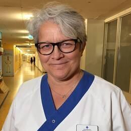 Ulrika Wester Oxelgren, överläkare påavdelningen för barnneurologi och habilitering vid Akademiska barnsjukhuset i Uppsala.