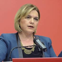 CHP:s talesperson Selin Sayik Boke