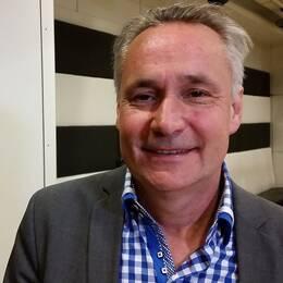 Lars Wassrin, kulturutvecklingschef i Finspång