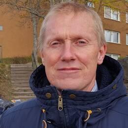Tomas Thernström, avfallssamordnare Södertälje kommun.