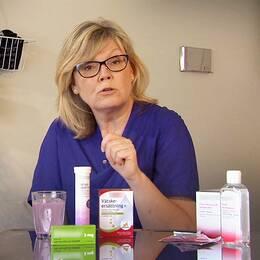 Fråga Doktorns husläkare Gunilla Hasselgren berättar hur du förebygger och hanterar turistdiarré hos vuxna och burna ute på resa.
