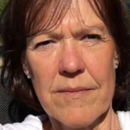 Ann-Christin Sjökvist, enhetschef vid Migrationsverket i Boden