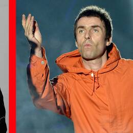 Liam Gallagher spelade i Manchester i går, men Oasis-brorsan Noel dök inte upp.
