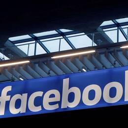 Facebooks logotyp.